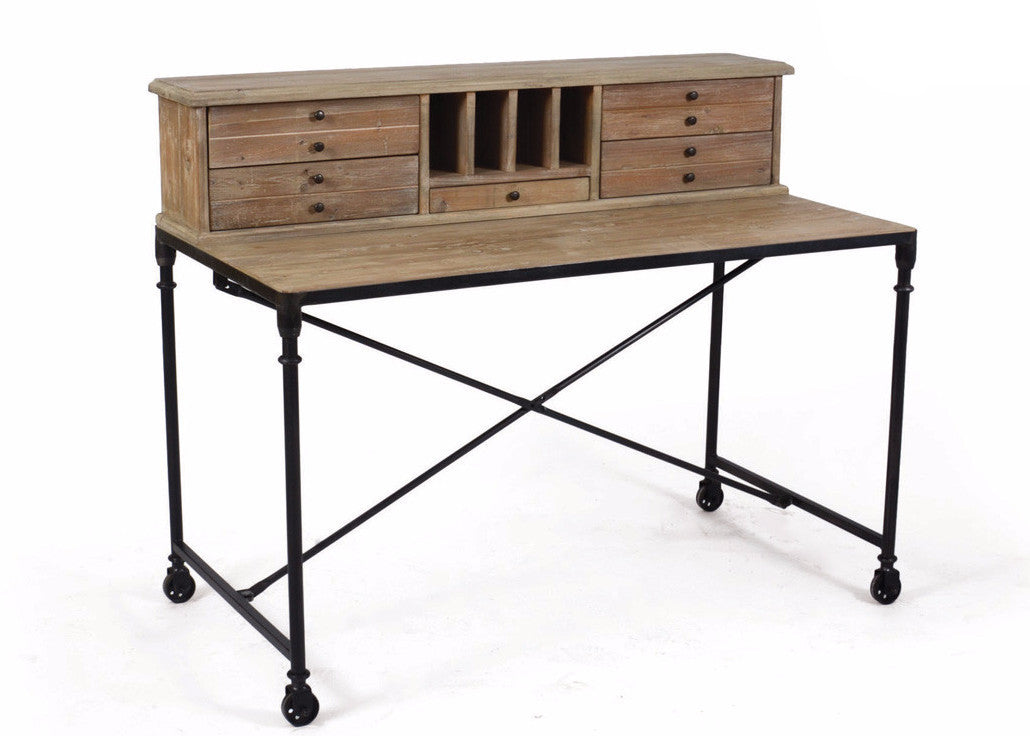 Montpelier Desk - The Rustic Furniture Store
