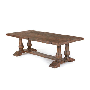Ronaldo Large Wood Dining Table by Go Home Ltd. 20141