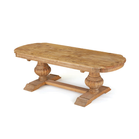 Broadway Large Wood Dining Table by Go Home Ltd. 20097
