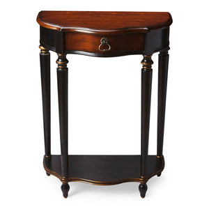 Butler Specialty Company Ashby Café Noir 1 Drawer Console Table