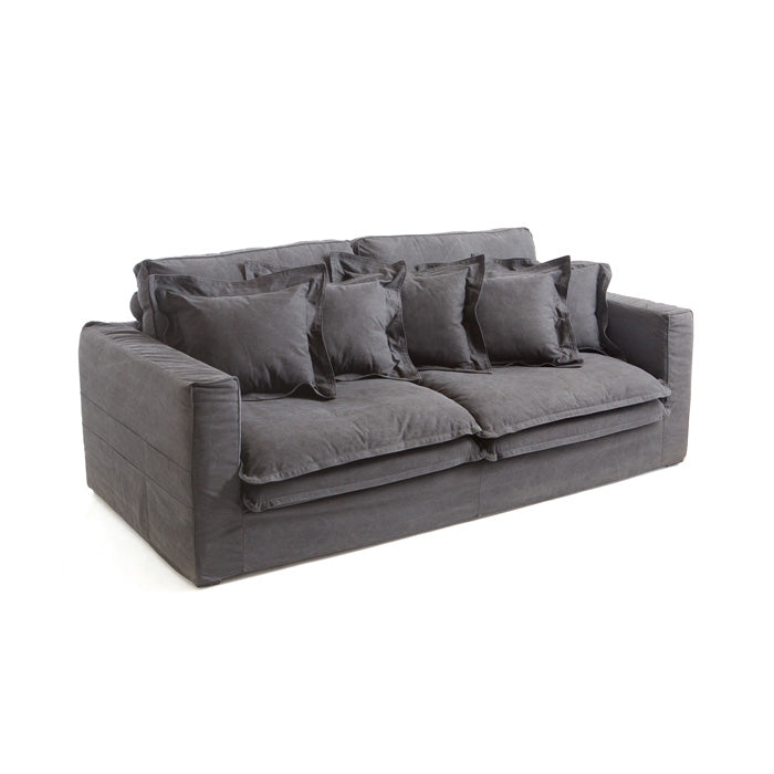 Biancha Grey Sofa
