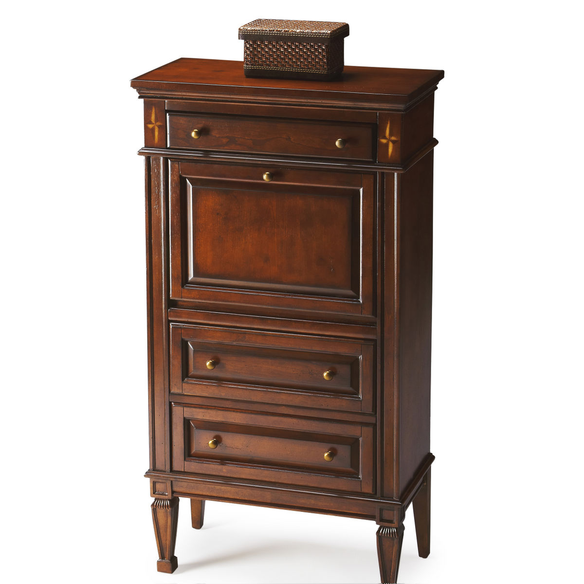 Wordsworth Plantation Cherry Secretary by Butler Specialty Company 2126024