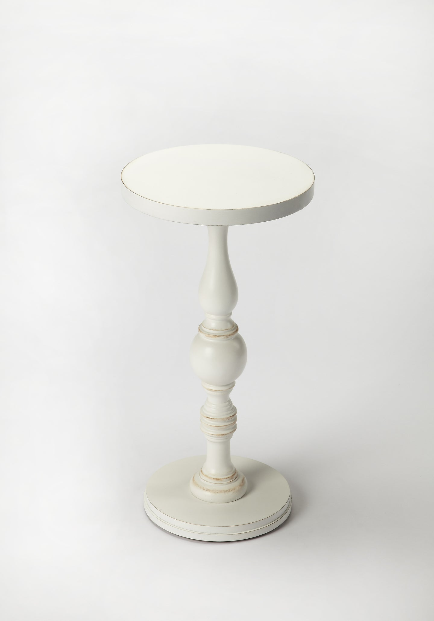 Camilla Cottage White Pedestal Table by Butler Specialty Company 2225222
