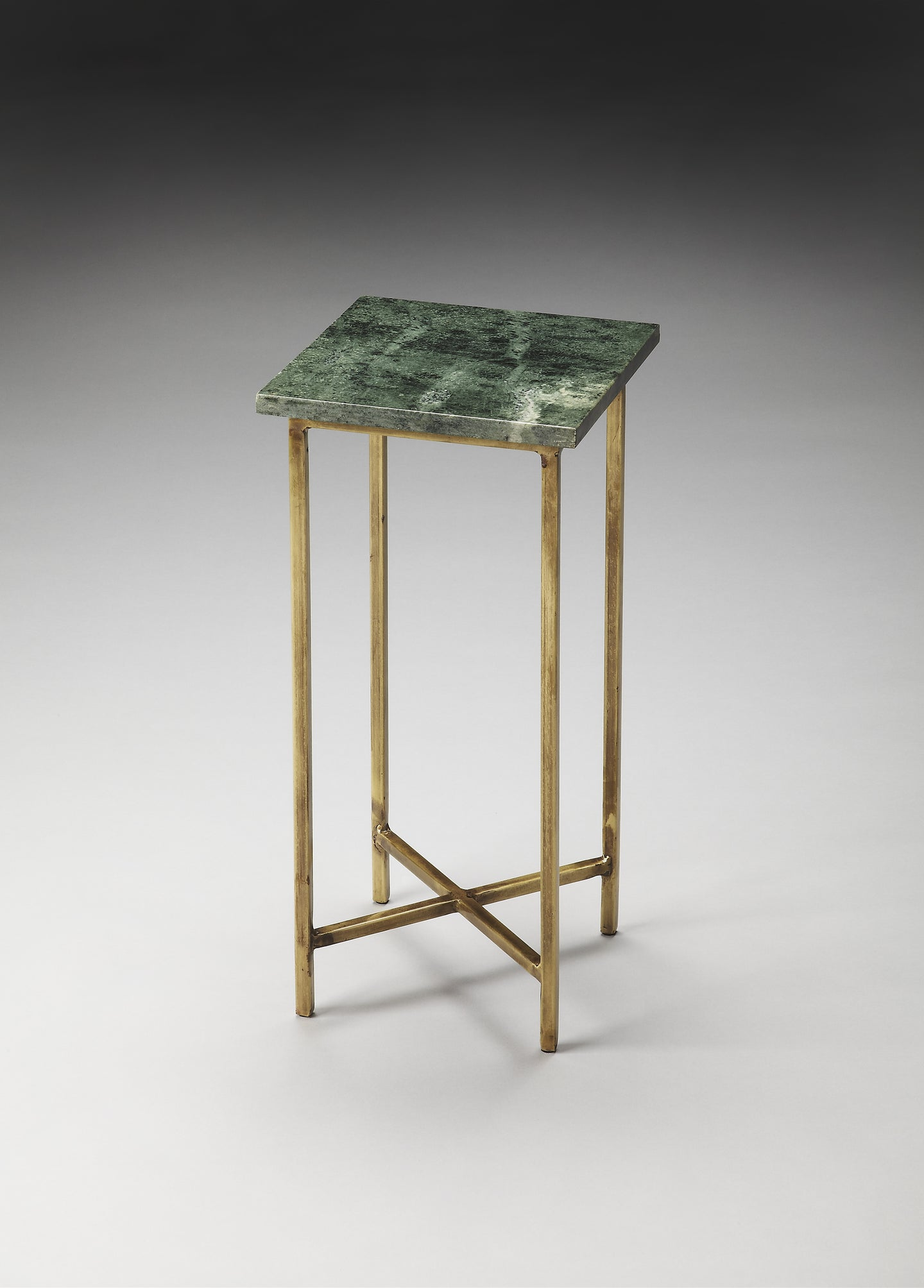 Versilia Green Marble Scatter Table BY Butler Specialty Company 2869140