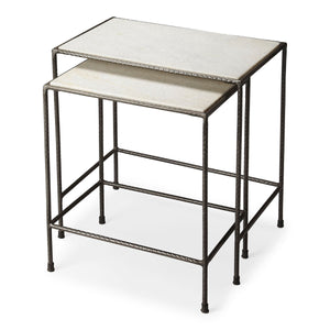 Carrera Marble Nesting Tables by Butler Specialty Company 2870330