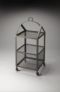 Trammel Industrial Chic Chairside Table BY Butler Specialty Company