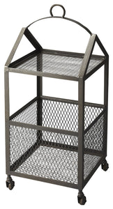 Butler Trammel Industrial Chic Chairside Table by Butler Specialty Company 2880330
