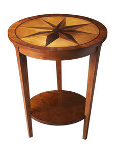 Serenade Honey Accent Table by Butler Specialty Company 2946257