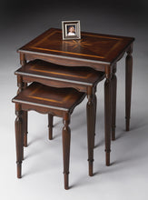 Winifred Plantation Cherry Nest Of Tables by Butler Specialty Company 3021024