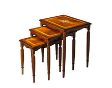 Winifred Olive Ash Burl Nest Of Tables by Butler Specialty Company 3021101