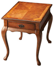 Grace Olive Ash Burl End Table by Butler Specialty Company 3022101