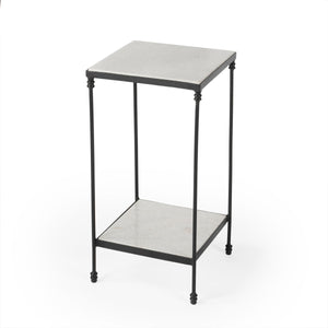 Larkin Marble & Iron Accent Table by Butler Specialty Company 3319025