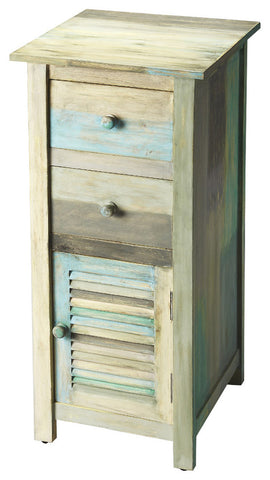 Fiona Painted Rustic 2 Drawer 1 Door Accent Chest by Butler Specialty Company 3350290