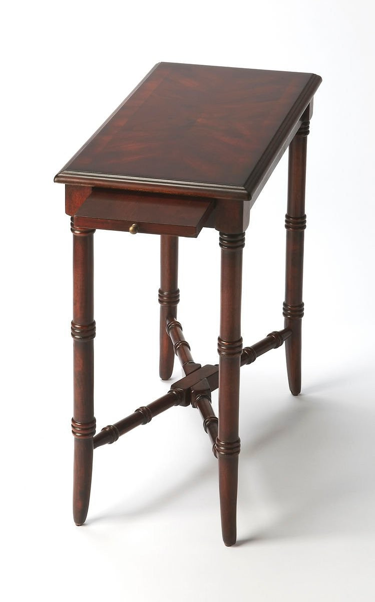 Butler Skilling Plantation Cherry Chairside Table