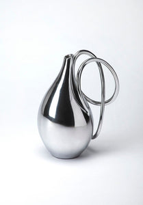 Butler Doreen Polished Metal Vase