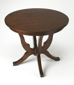 Butler Plantation Cherry Kilburn Foyer Table