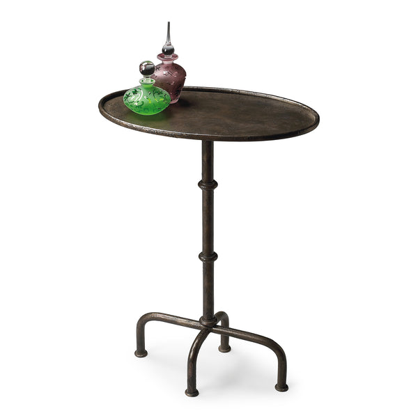 Butler Kira Metal Pedestal Table by Butler Specialty Company 4002025