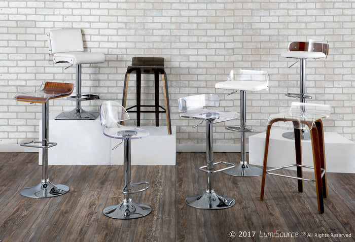 Clarity Counter Stool