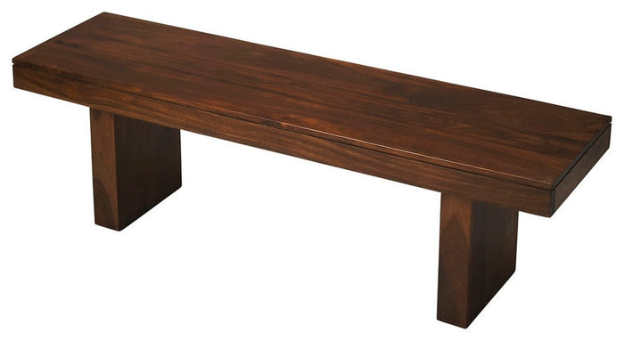 Butler Hewett Solid Wood Bench