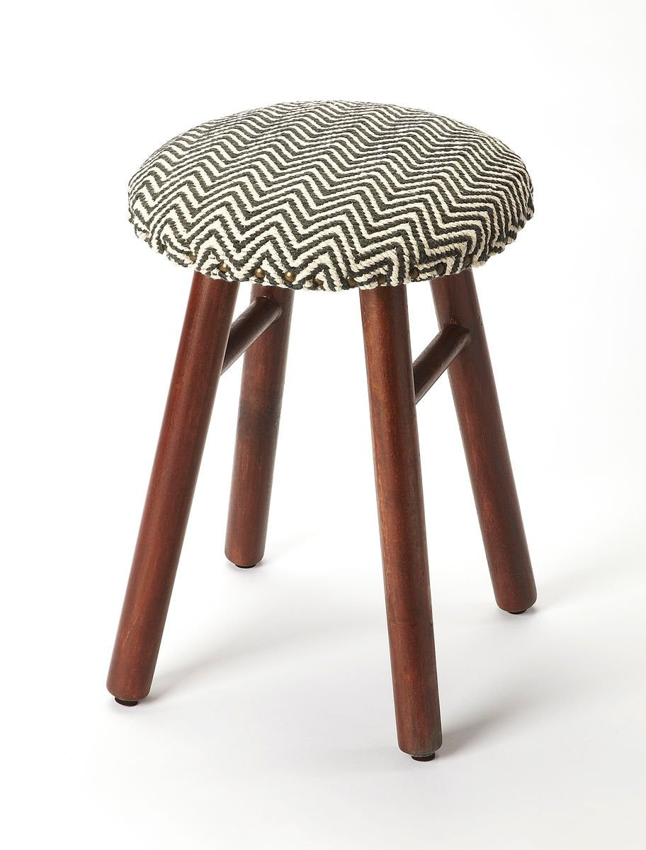 Butler Bonnin Upholstered Low Stool