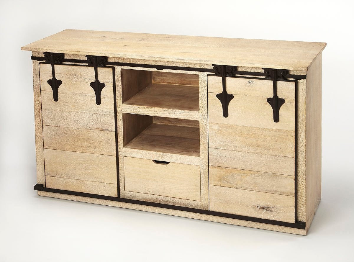 Butler Specialty Company Aneto Rustic Entertainment Console
