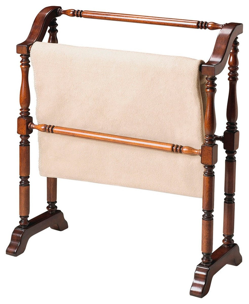 Butler Lillian Plantation Cherry Blanket Rack