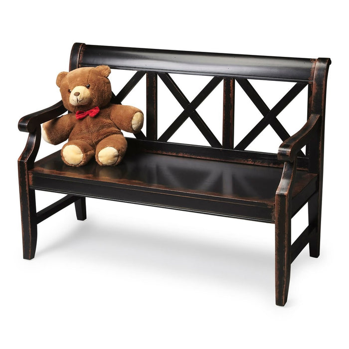 Butler Gerrit Midnight Rose Bench