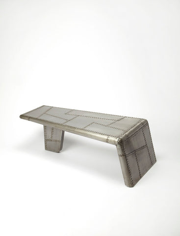 Aviator Cocktail Table by Butler Specialty Company