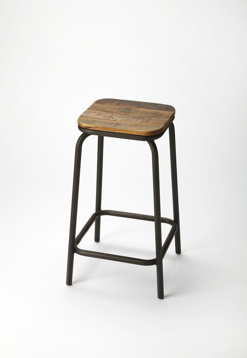 Butler Portage Square Bar Stool
