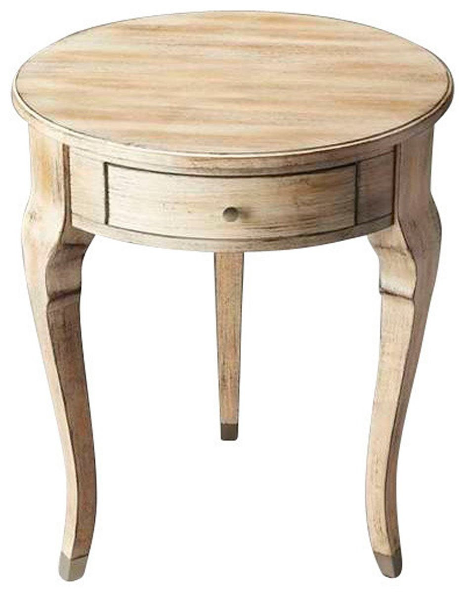 Butler Kiley Driftwood Accent Table