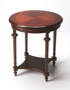 Butler Hellinger Plantation Cherry Lamp Table