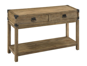 Carmel Two Drawer Console Table