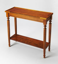 Butler Specialty Company Aubrey Olive Ash Burl Console Table