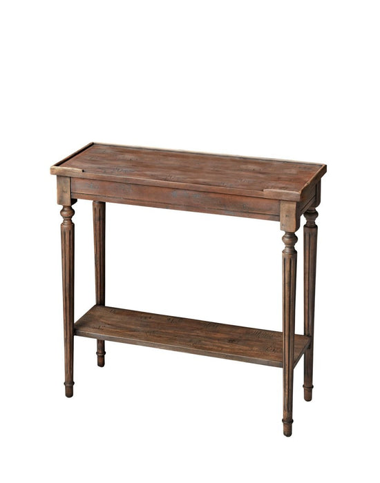 Butler Specialty Company Aubrey Dusty Trail Console Table
