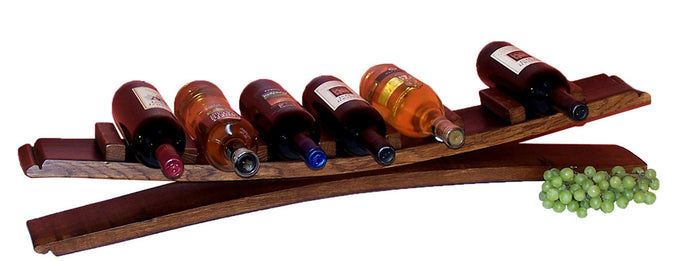 7 Bottle Stave Display 2 Day Designs 724