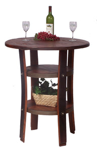 Wine Barrel Napa Bistro Table 2 Day Designs 783*