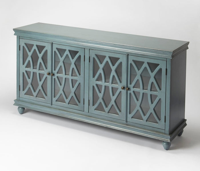 Butler Specialty Company Lansing Twilight Blue Sideboard