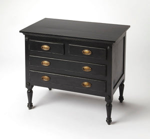Butler Easterbrook Black Drawer Chest