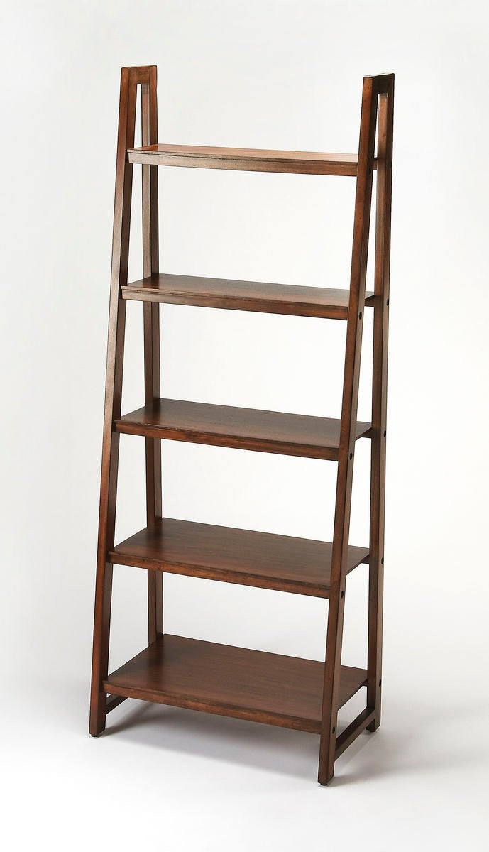 Butler Stallings Brown Bookcase