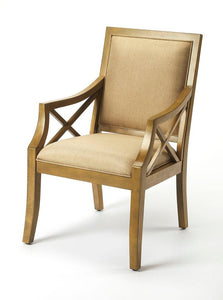 Butler Harcourt Cappucino Accent Chair