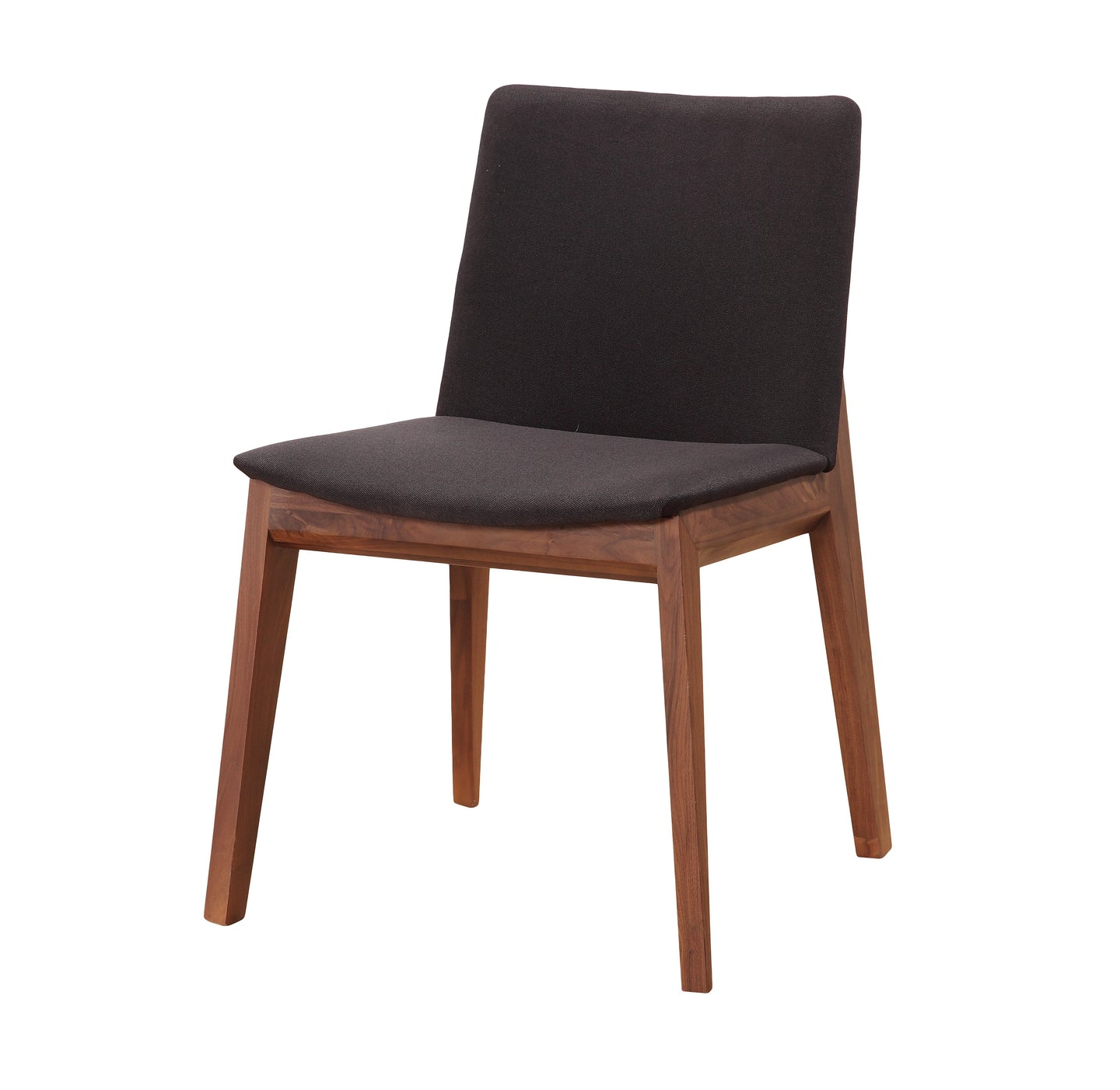 Deco Dining Chair Black-Set Of Two