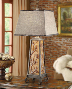 """Autumn'S Light"" Table Lamp By Crestview Collection"