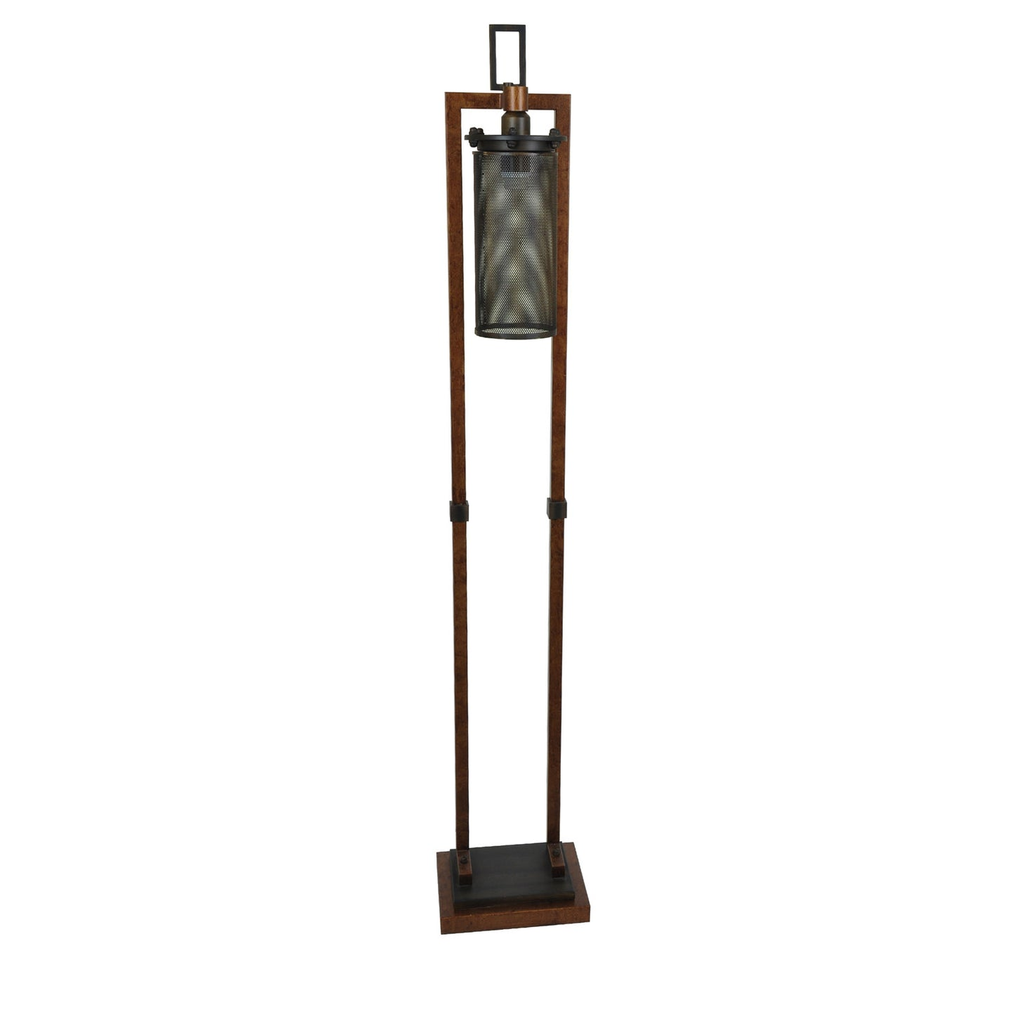 Gibson Floor Lamp - The Rustic Furniture Store