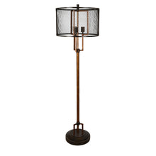 "Winchester 62"" Floor Lamp By Crestview Collection Cvaer936"