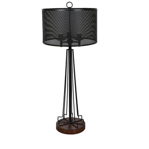 "Winder 43"" Table Lamp By Crestview Collection Cvaer971"