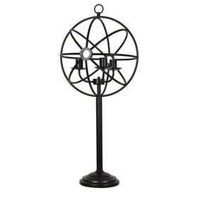 "36"" Global Table Lamp By Crestview Collection Sku Cvaer980"