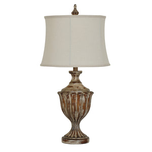 Prescott Table Lamp - The Rustic Furniture Store