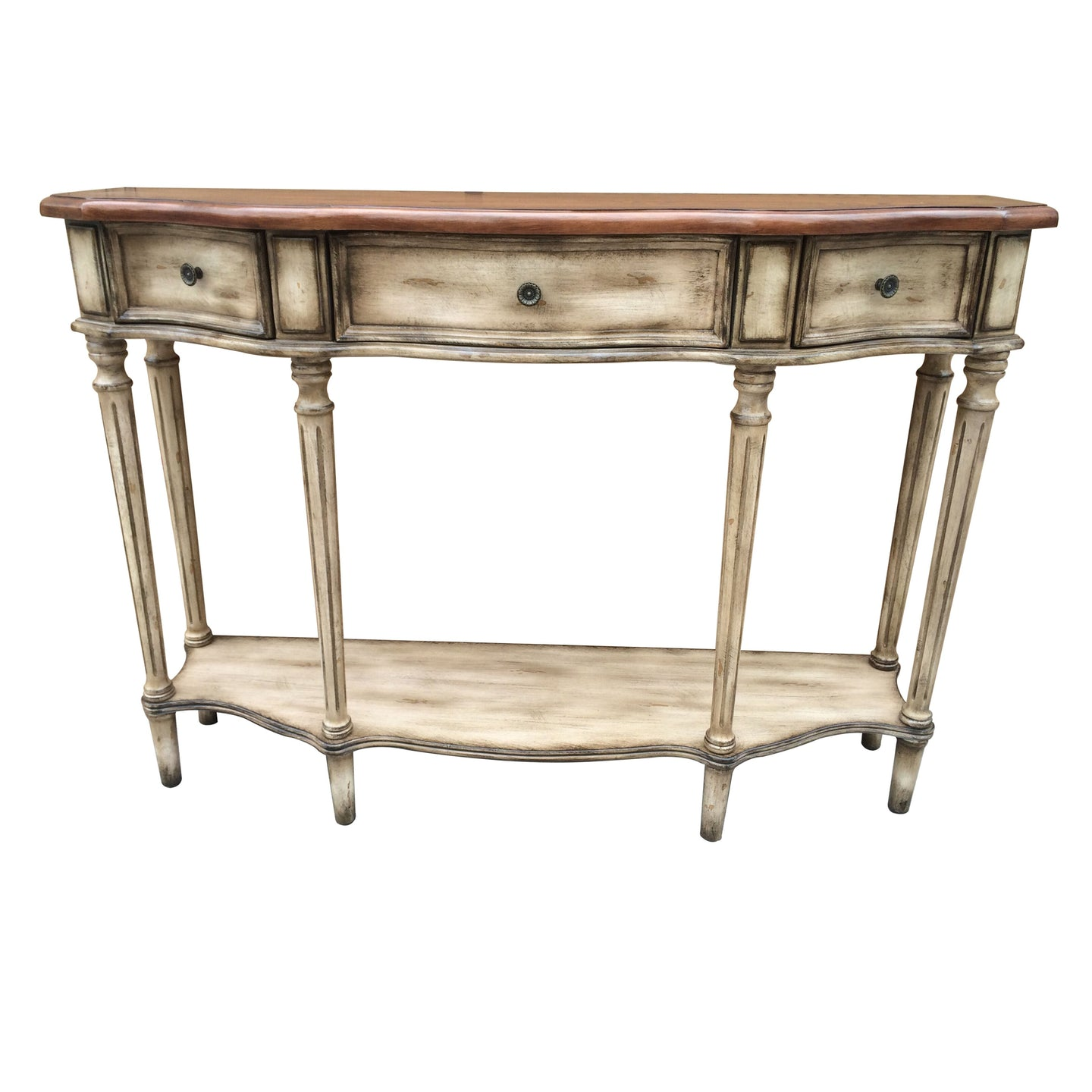 Somerset Two Tone Console