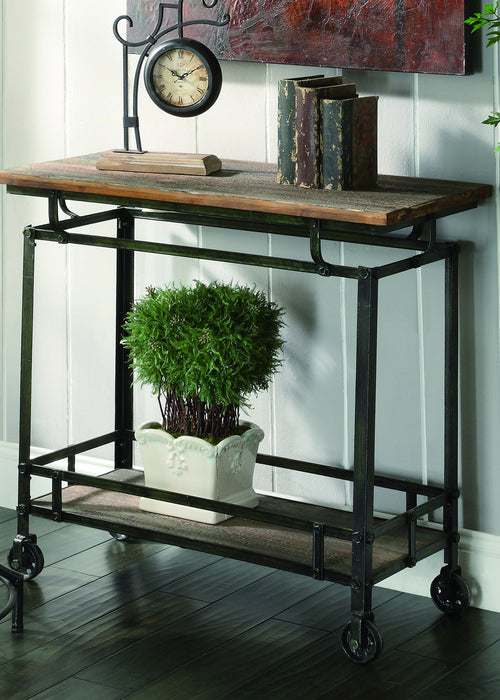 Pressley Cart - The Rustic Furniture Store