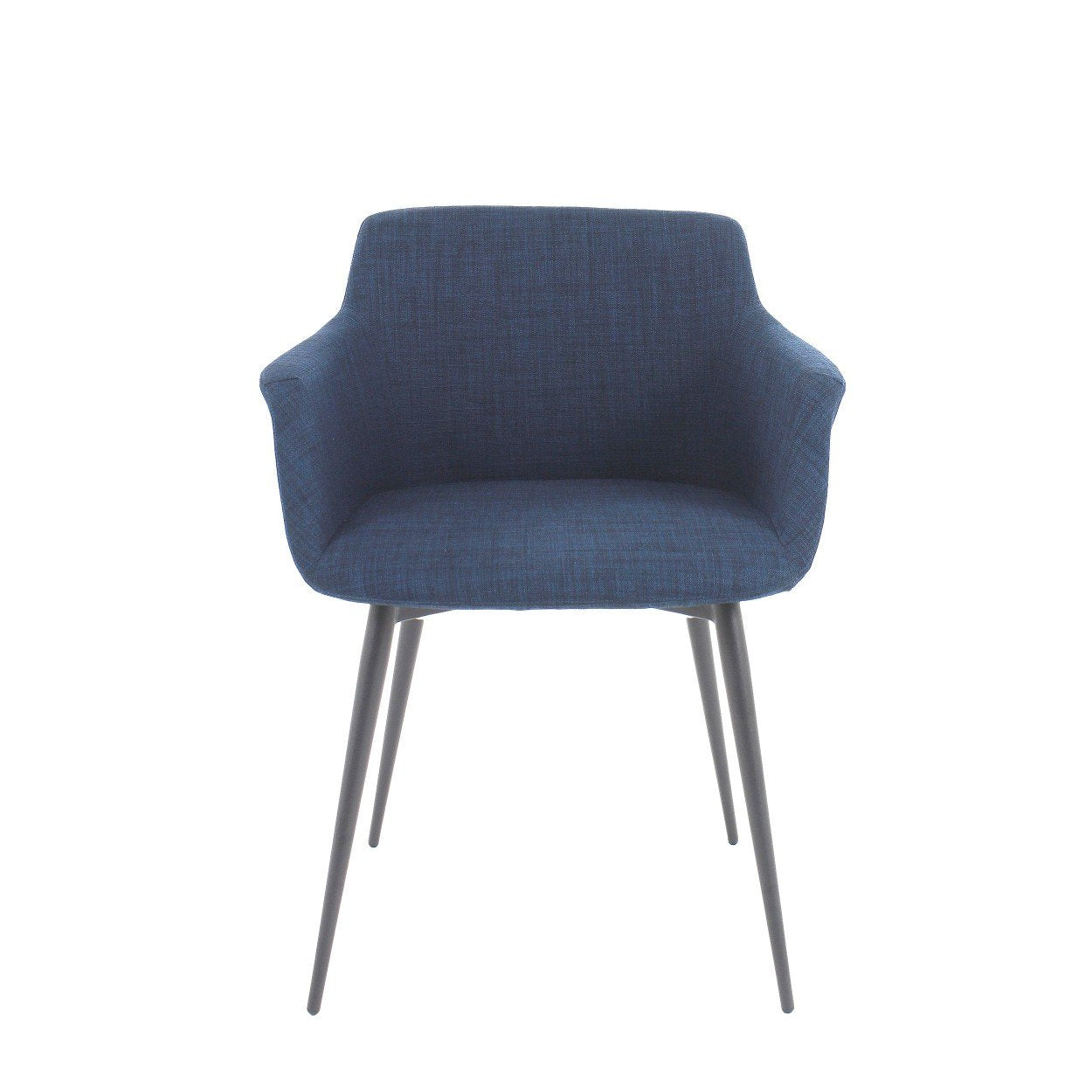 Ronda Arm Chair Blue-Set Of Two